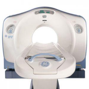 GE LightSpeed VCT XT CT Scanner