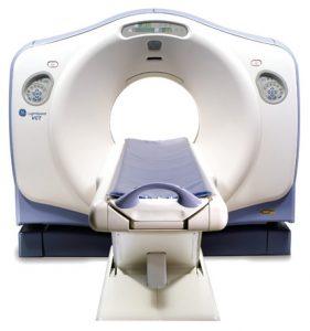 GE BrightSpeed Elite CT Scanner